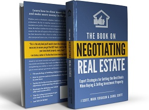 Post image for The Book on Negotiating Real Estate