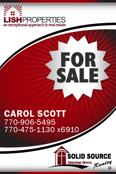 New For Sale Sign